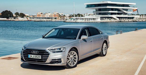 Audi steigert Auslieferungen im Juni um weltweit 1,7 Prozent