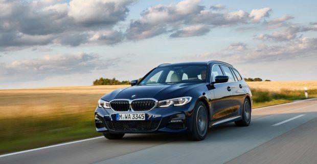 Fahrvorstellung: BMW 3er Touring wird noch flotter
