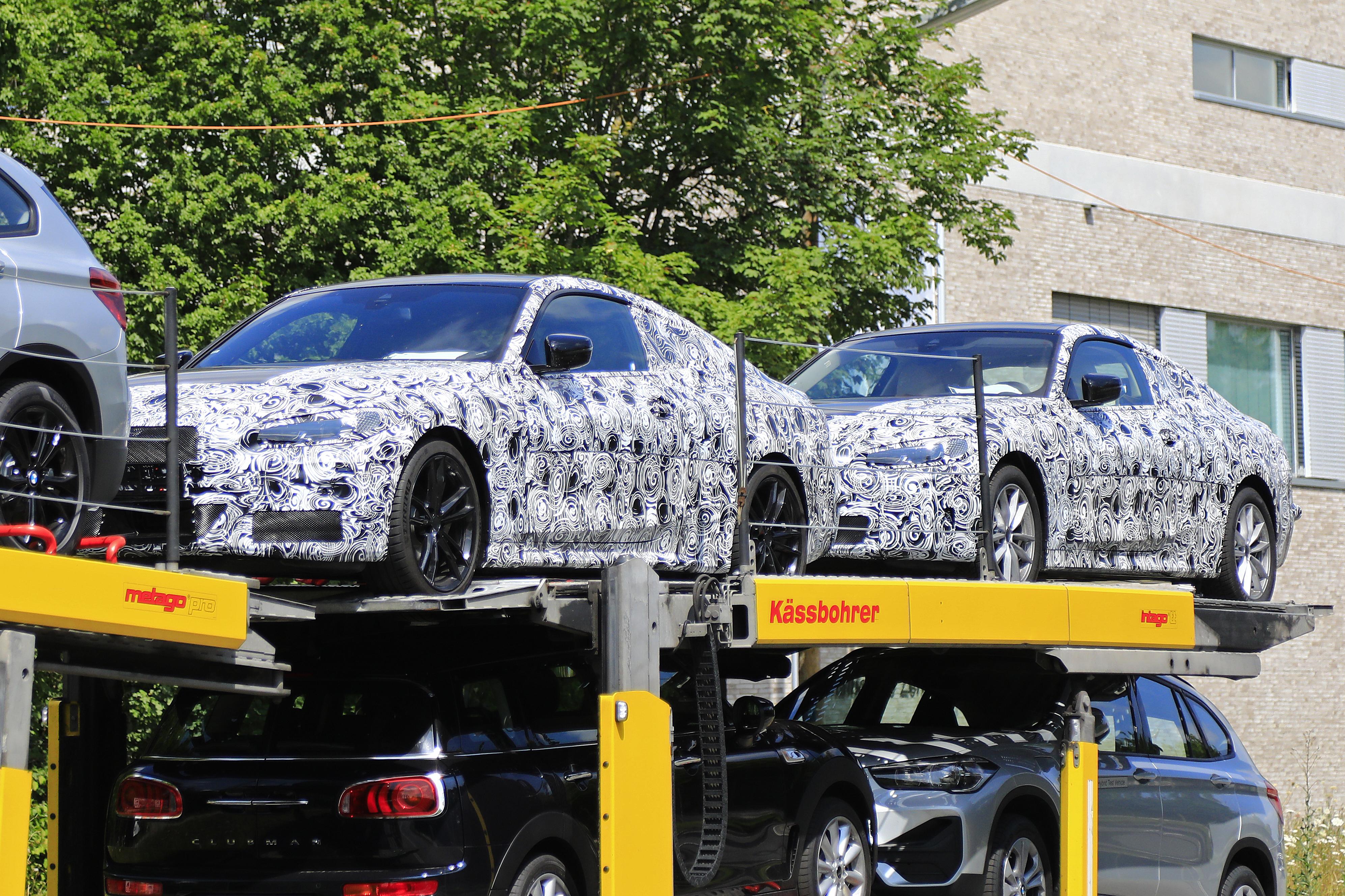 BMW 4er Coupé.