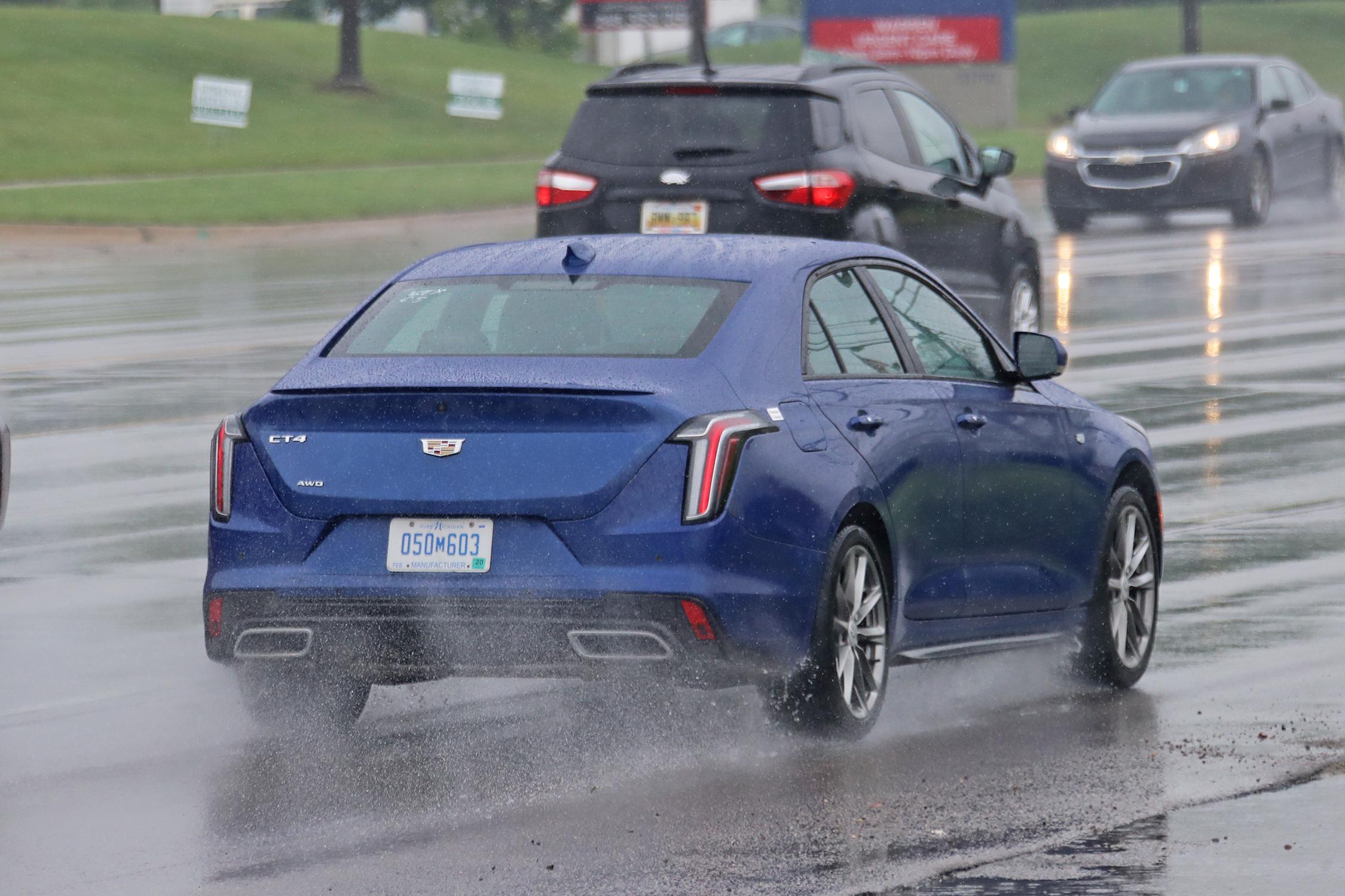 Cadillac CT4.