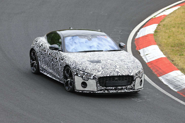 Erlkönig: Jaguar F-Type