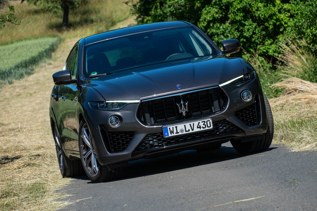 Maserati Levante SQ4 Gran Sport.