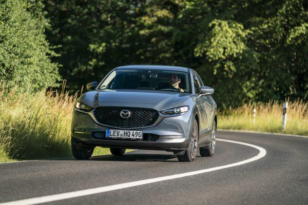 Fahrvorstellung: Der Mazda CX-30 für alle SUV-Gegner