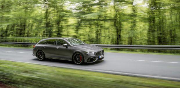 Mercedes-AMG verhilft dem CLA zu neuen Höhen