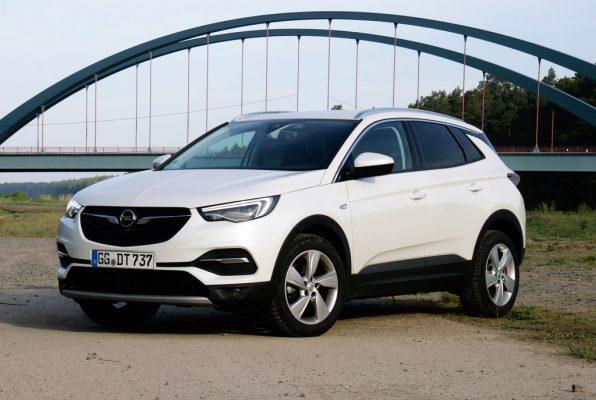 Fahrbericht Opel Grandland X 2.0 D