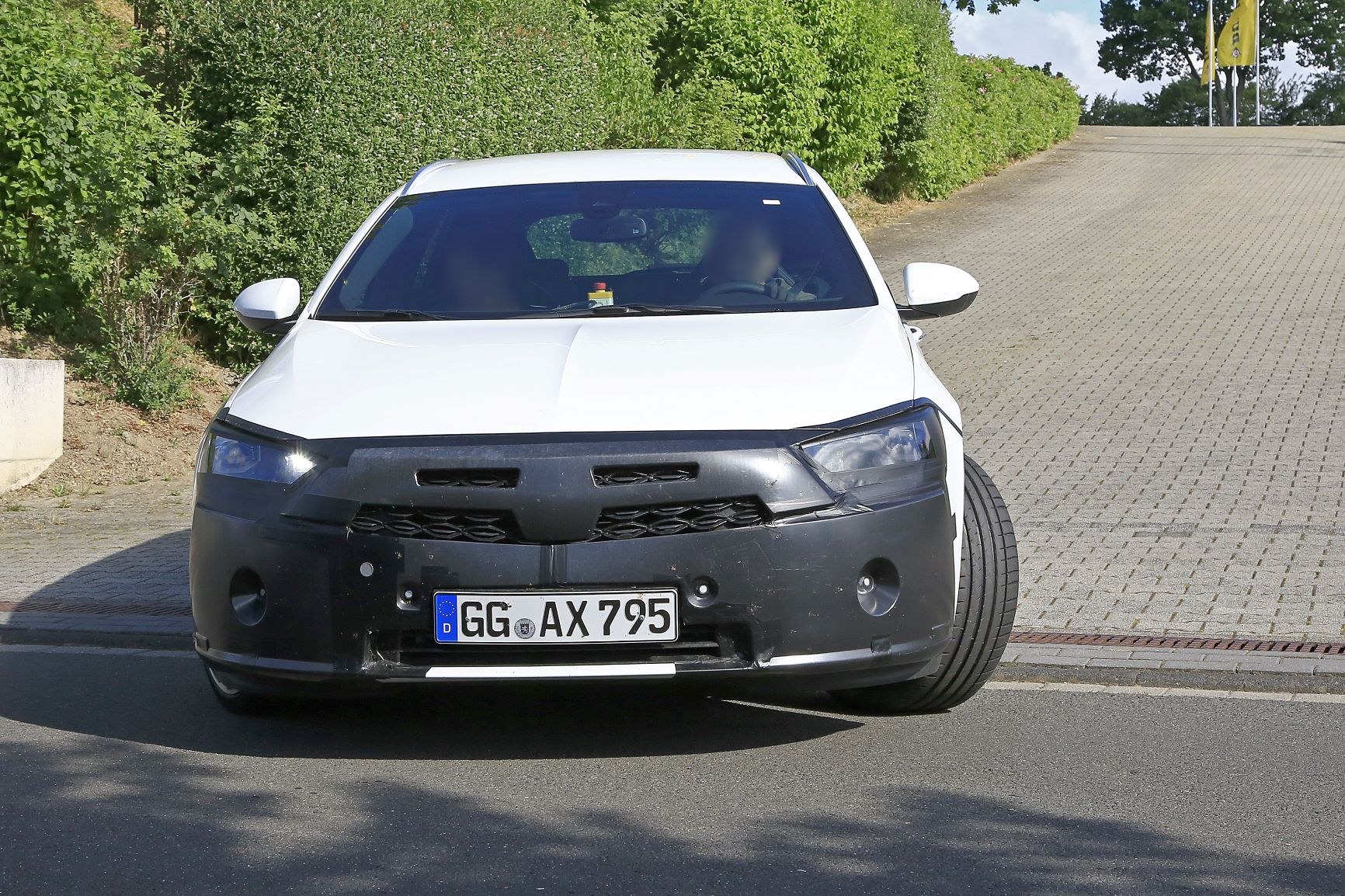 Opel Insignia Sports Tourer GSI.