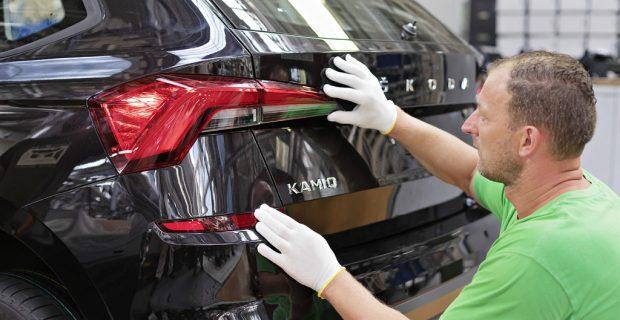 Skoda baut sein drittes Euro-SUV
