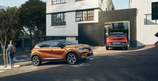 Frankfurt 2019: Renault zeigt den neuen Captur