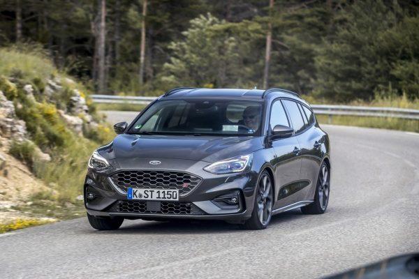 Vorstellung des Ford Focus ST-Line