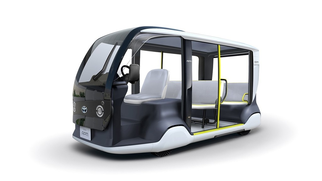 Toyota-Mobilitätsfahrzeug