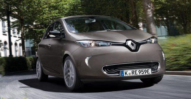Der Renault Zoe Intens: Unser allerneustes Pferd im Stall