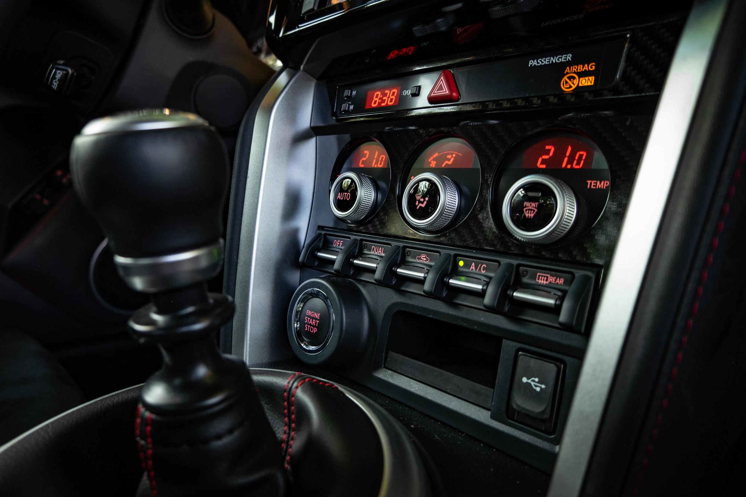Subaru BRZ.