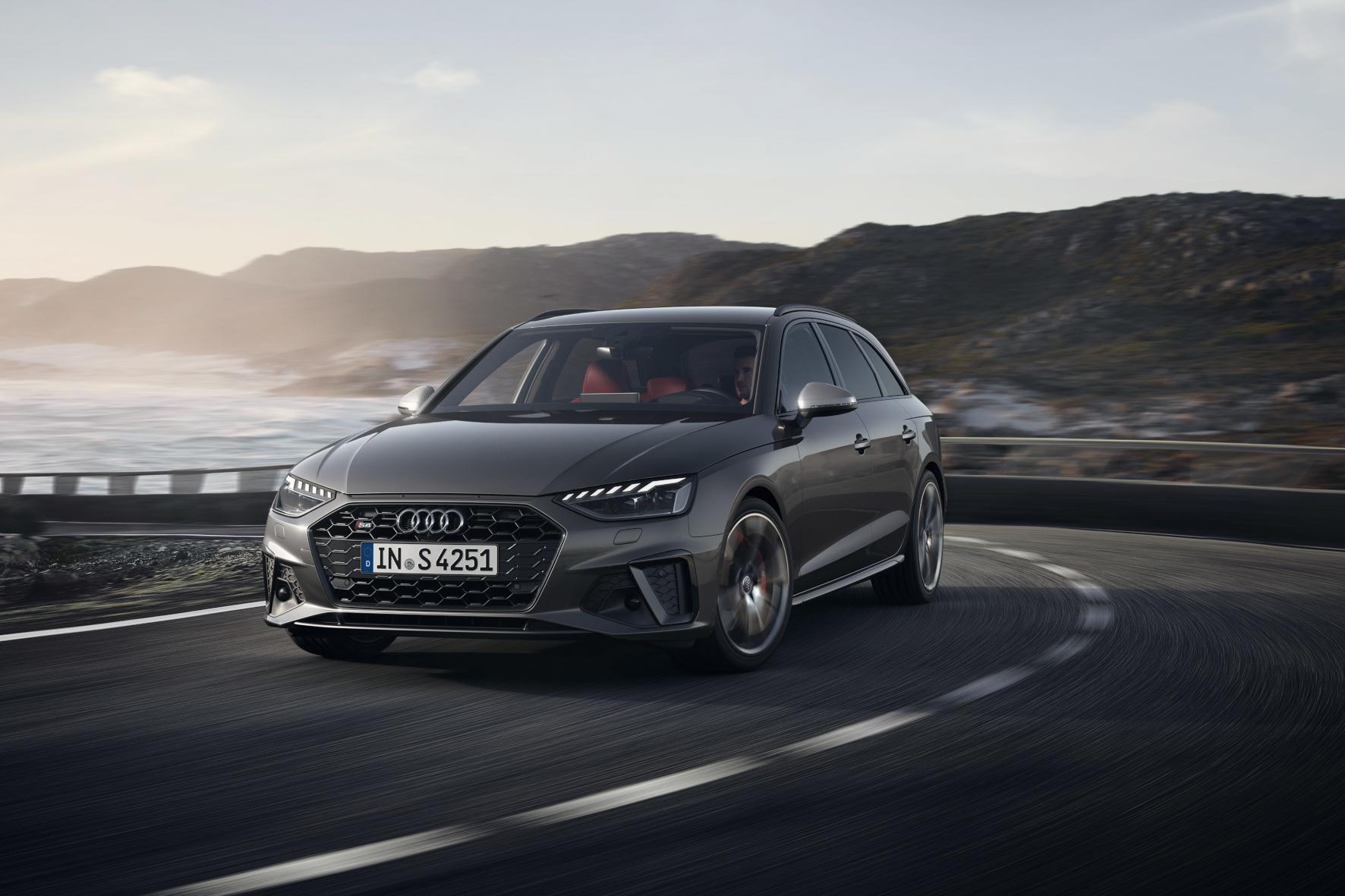Der Audi S4 Avant ist nach der Modellpflege in bestechender Form.