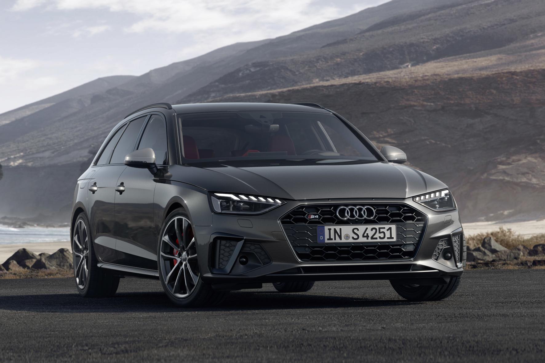 Der Audi S4 Avant liefert muntere 347 PS an alle vier Räder.