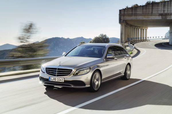 Mercedes-Benz C-Klasse T-Modell: Einstieg nach Maß