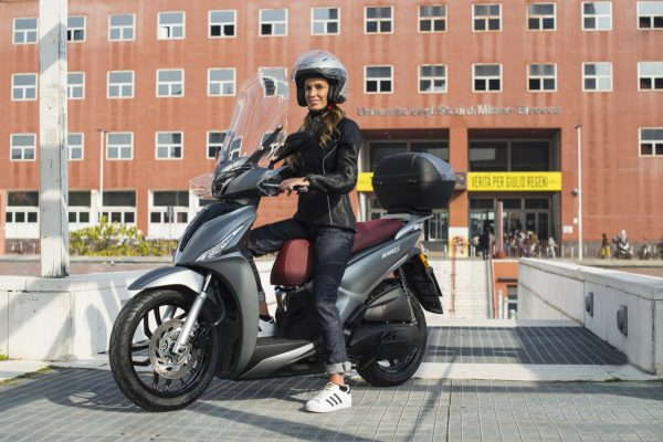 Kymco New People S 125i ABS: Stadt-Flitzer