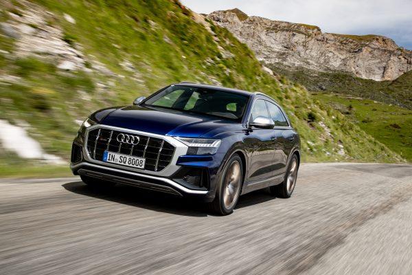 Audi SQ8 TDI: Gepflegte Brutalität