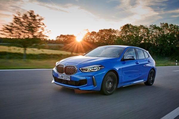 BMW 1er: Fahrspaß auch mit Frontantrieb
