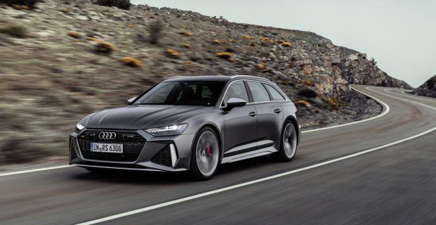 Vorstellung Audi RS 6 Avant
