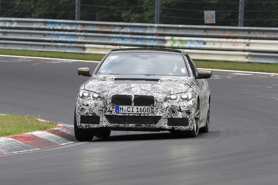 BMW 4er Reihe Coupé.