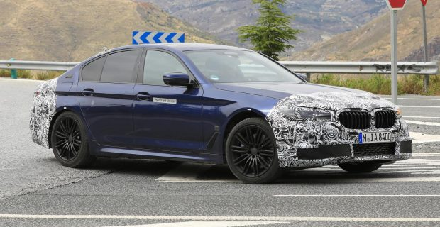 BMW 5-Series Facelift 004
