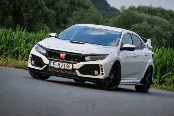 Honda Civic Type R VTEC Turbo GT.