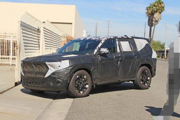 Jeep Grand Cherokee Erkönig erspäht