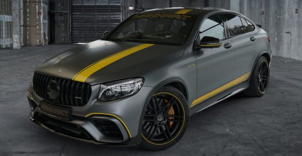 Manhart kitzelt 190 Extra-PS aus dem AMG GLC 63 S Coupé