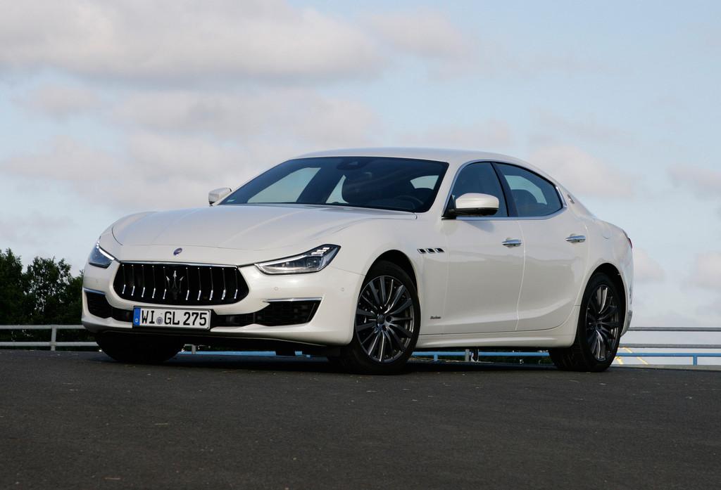 Maserati Ghibli Diesel.