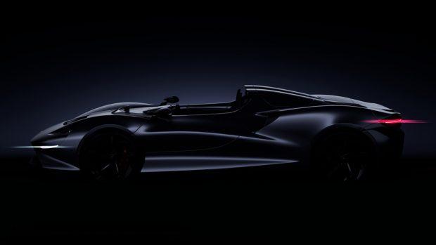 McLaren baut 399 puristische Roadster