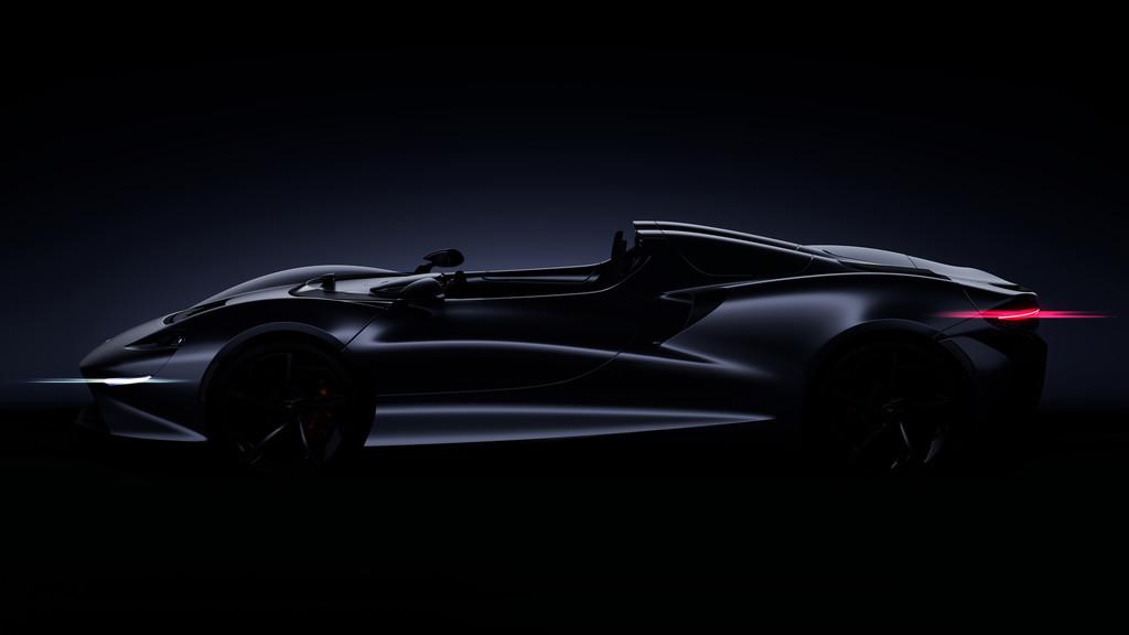 "McLaren plant einen ""Open Cockpit""-Roadster."
