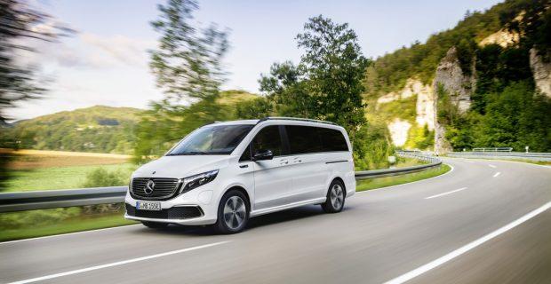 Vorstellung Mercedes-Benz EQV