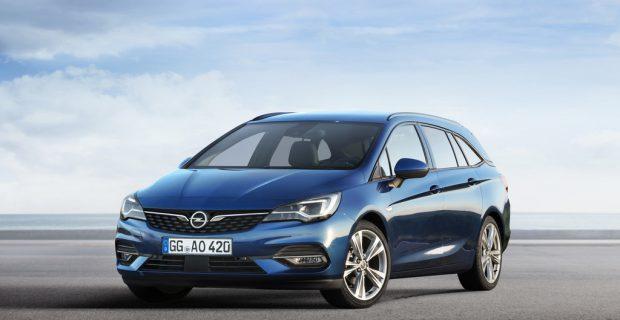 Neuer Opel Astra ist ab sofort bestellbar