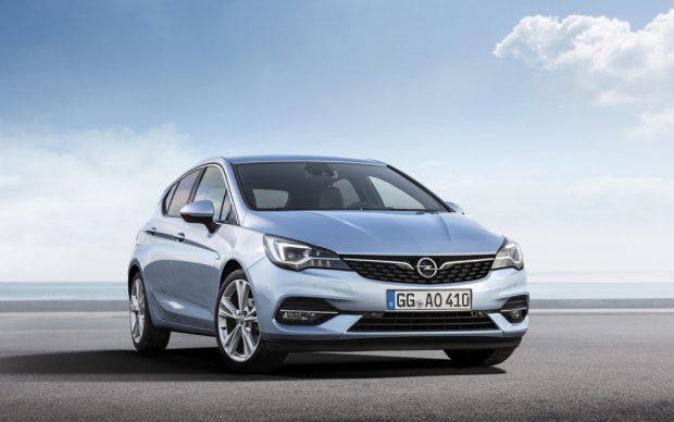 Drei Weltpremieren bei Opel