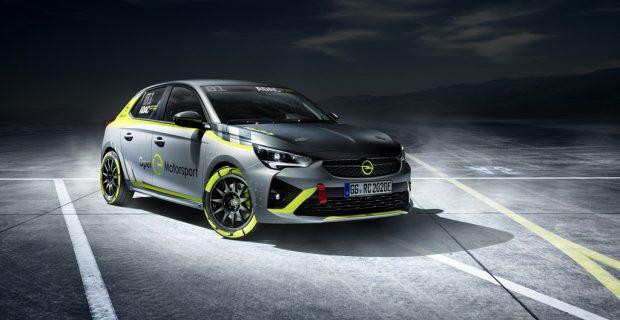Opel jagt den Corsa-e ab 2020 Batterien über den Schotter