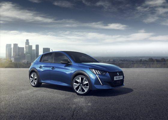Der neue Peugeot 208 1.2 Puretech 100 Active stellt sich vor