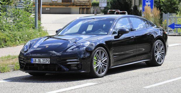 Porsche Panamera Facelift 003