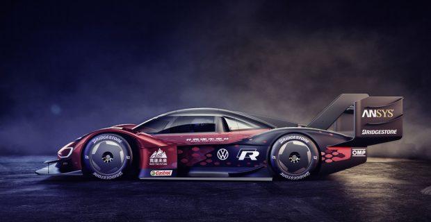 Volkswagen ID R soll 99 Kurven meistern