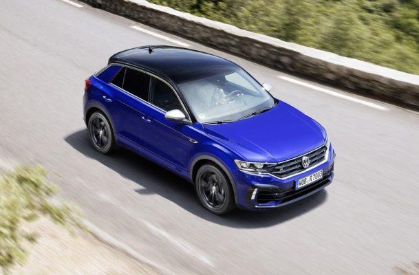 VW T-Roc R kann bestellt werden