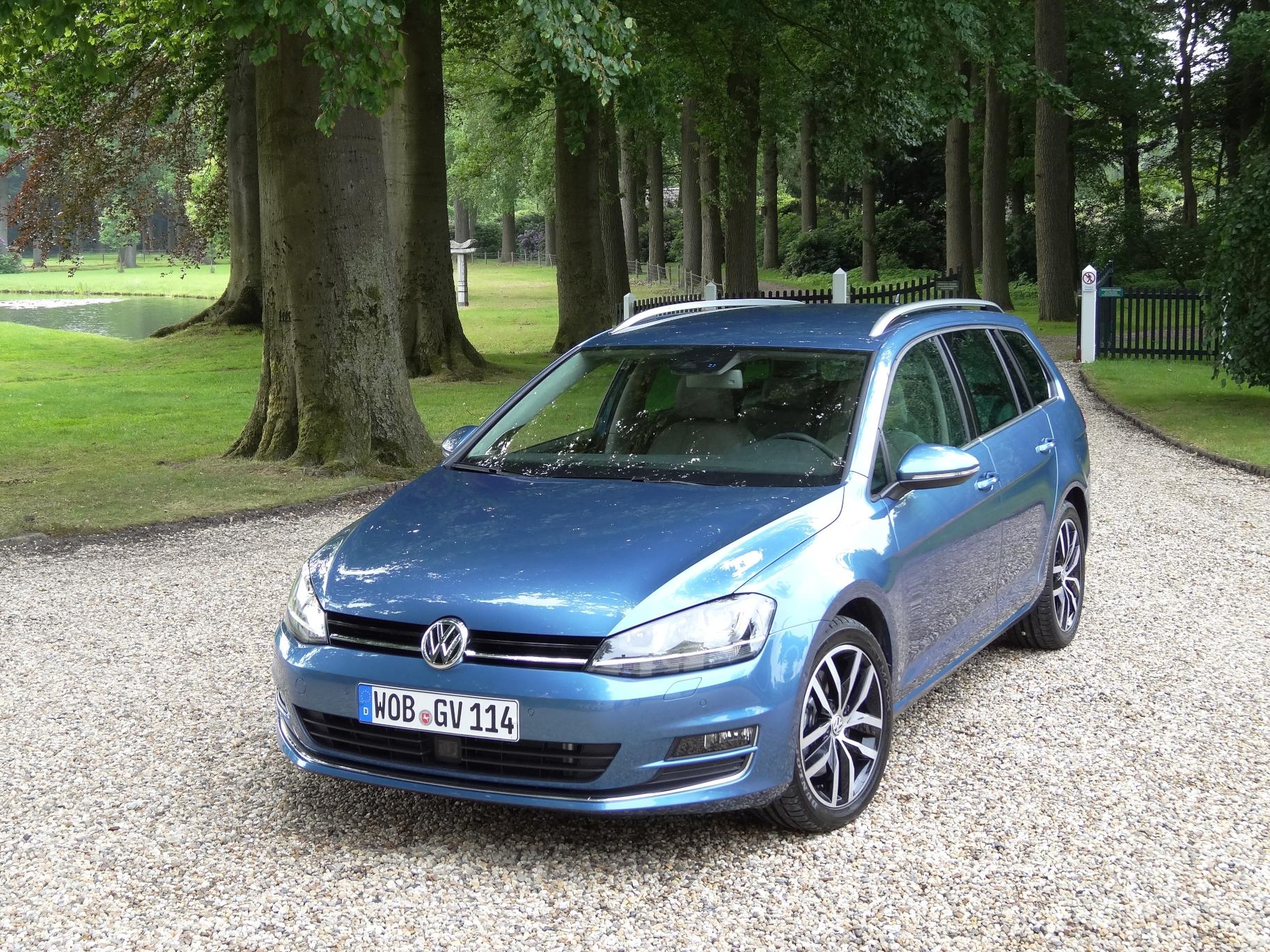 Volkswagen Golf Variant.