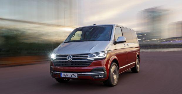 Volkswagen T6.1: Fit wie am ersten Tag