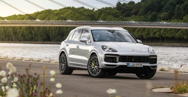 Kraftpaket: Der neue Porsche Cayenne Turbo S E-Hybrid