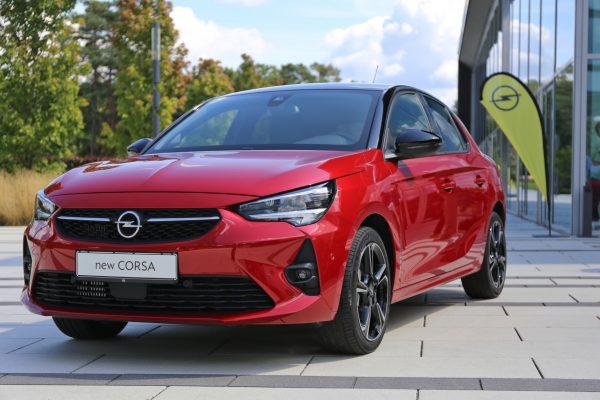 Opel als Vorreiter mit dem Corsa-e