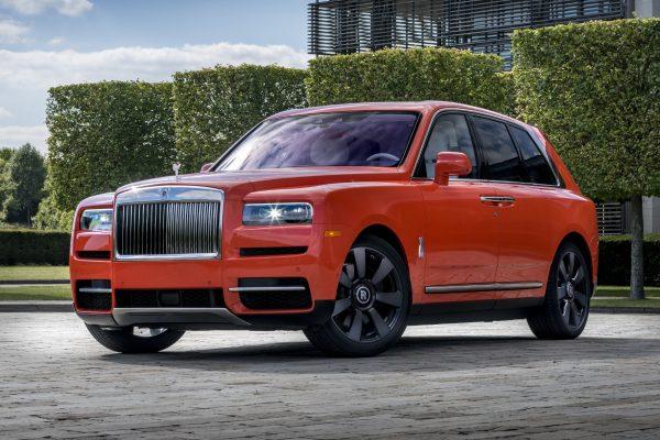 Geschmackssache: Rolls-Royce-Sammler Michael Fux bestellte sich einen Cullinan in der einmaligen Farbe