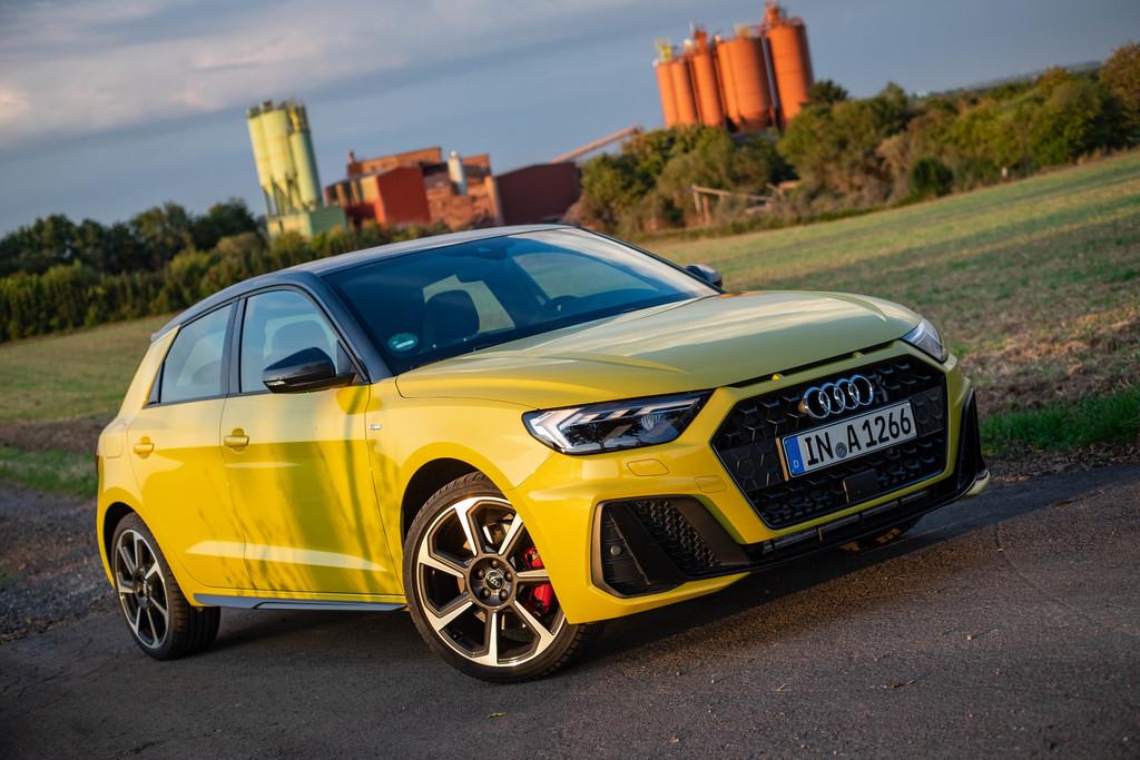 Audi A1 40 TFSI S-Line.