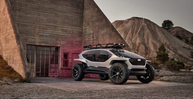 Audi AI:Trail.