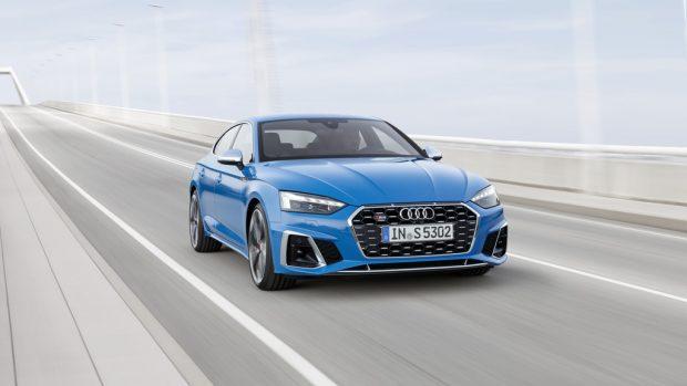Audi S5 Sportback TDI.