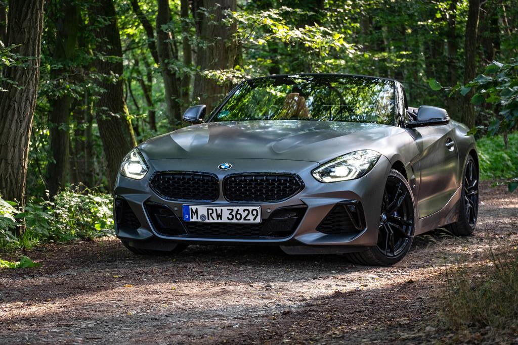 BMW Z4 M40i.
