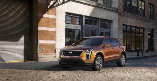 Cadillac bringt den XT4 als Diesel nach Europa