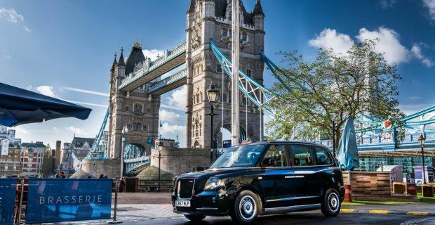 Frankfurt wird zweite Heimat des Londoner Elektro-Taxis